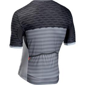 Northwave Storm Short Sleeve Jersey Men black/anthracite